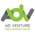 โลโก้บริษัท AD Venture Public Company Limited