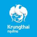 โลโก้บริษัท Krungthai Bank