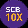 โลโก้บริษัท SCB10X