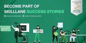 SkillLane Education company cover