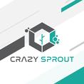 โลโก้บริษัท CrazySprout
