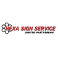 โลโก้บริษัท HEXA SIGN SERVICE LIMITED PARTNERSHIP