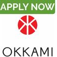โลโก้บริษัท OKKAMI, Inc.