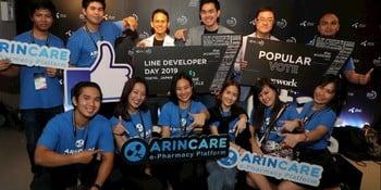 ARINCARE company cover