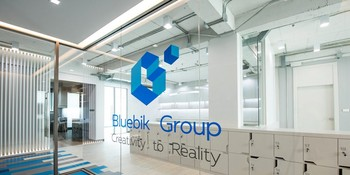 Bluebik Group Co.,Ltd. company cover