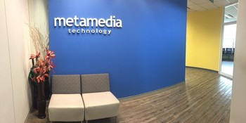 Metamedia Technology company cover