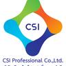 โลโก้บริษัท CSI Professional Co., Ltd.