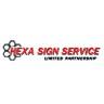 โลโก้บริษัท HEXA SIGN SERVICE LIMITED PARTNERSHIP