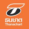 โลโก้บริษัท Thanachart Bank Public Company Limited